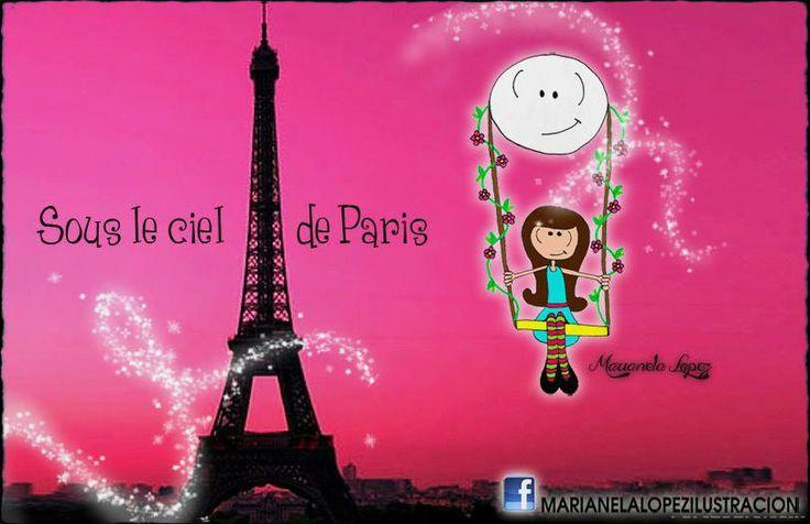 SOBRE EL CIELO DE PARIS