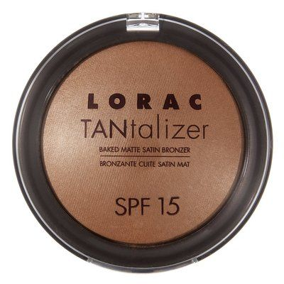 @LORAC Cosmetics bring back Baked matte bronzer with SPF! The best, my favorite and I have a LOT of bronzers.