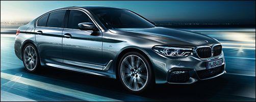 2018 BMW 5 Series Sedan Price   Primary Car