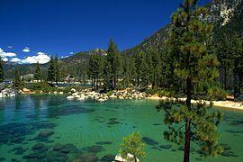 Lac Tahoe — Wikipédia