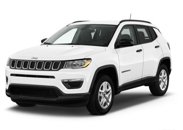 2018 Jeep Compass White White Jeep Jeep Compass Jeep Compass Reviews