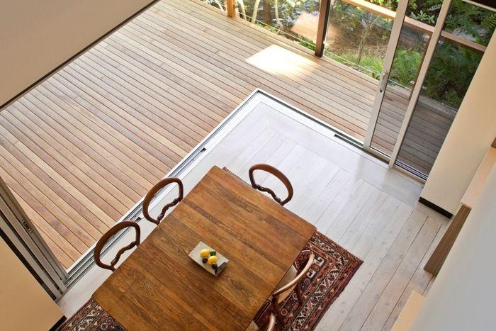 Blackbutt | Timber Decking | Woodform Architectural