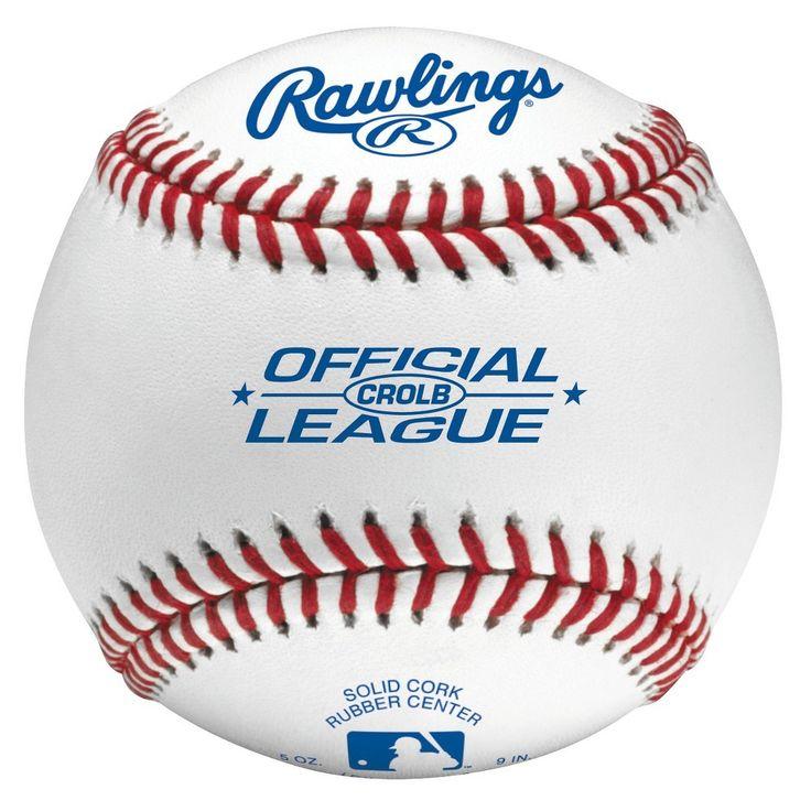 Rawlings Official League Baseball, None