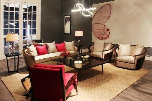 Manhattan living room