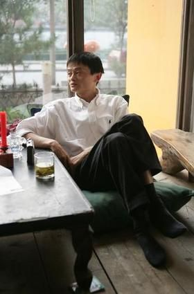 Jack Ma is busy conquering the world