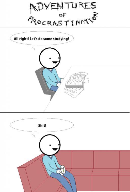 Procrastinação - como evitar