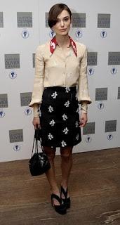 Keira Knightley.: Fashion Session, Keira Knightley, Fashion Icons, Street Style, Miu 2010, Miu Miu, Seasons Ago, Miu Prints, Knightley Bleh