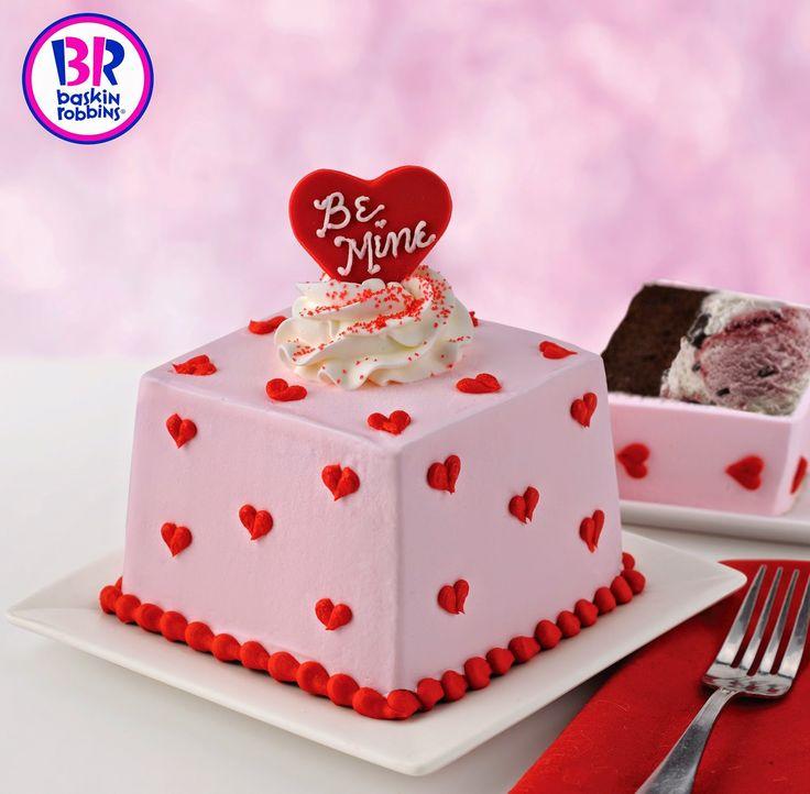 21 Best Baskin Robbins Valentines Day Images On Pinterest Heart