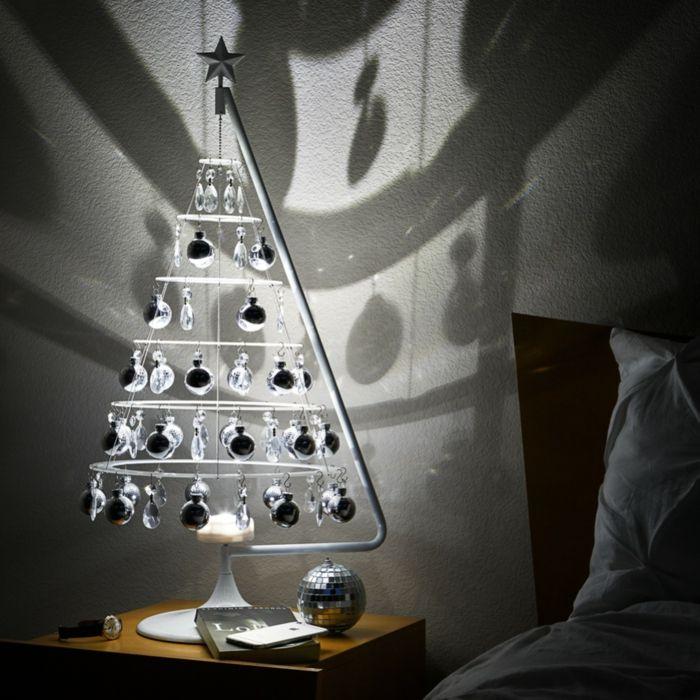 die besten 25 led tannenbaum ideen auf pinterest weihnachtsschmuck f rs haus unechter. Black Bedroom Furniture Sets. Home Design Ideas
