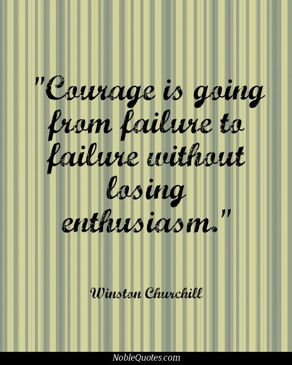 Winston Churchill Quote On Failure: 73 Best Images About Failure Quotes On Pinterest