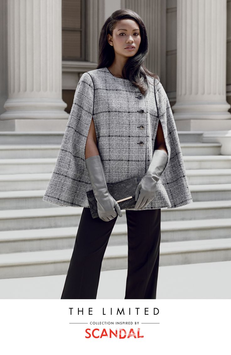 It's Been Handled and You Look Fabulous--The Collection of Olivia Pope's Dreams Is Coming to The Limited