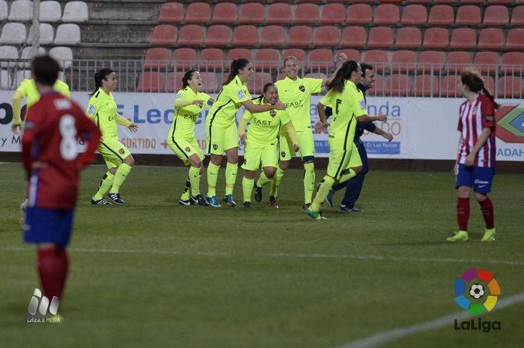 La máxima goleadora de la Primera División Femenina, con 11 goles en 12 jornadas, analiza en LaLiga los primeros meses de competición.