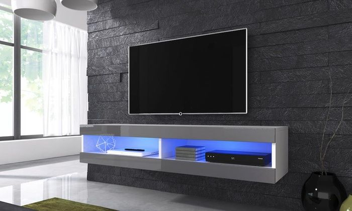 23 Modern Tv Unit Ideas You Must Try Floating Tv Cabinet