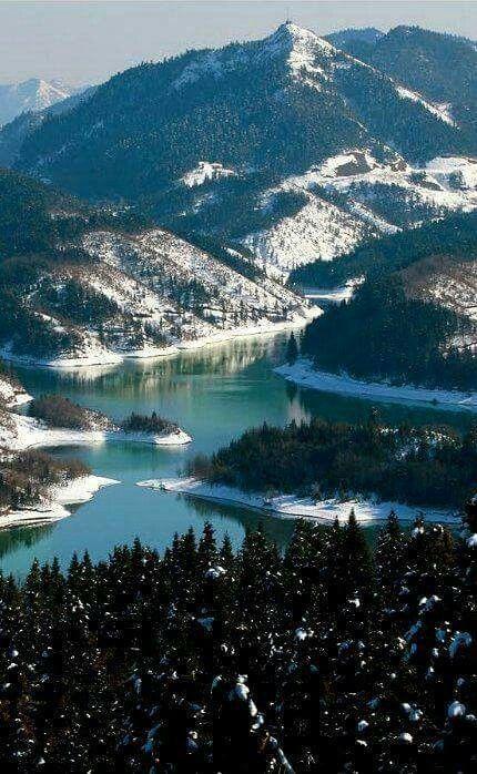 Λιμνη Πλαστηρα Καρδιτσα
