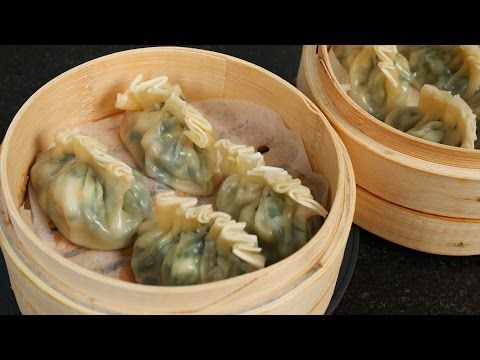 KORE YEMEĞİ | MANDU TARİFİ | KOREAN DUMPLINGS - YouTube