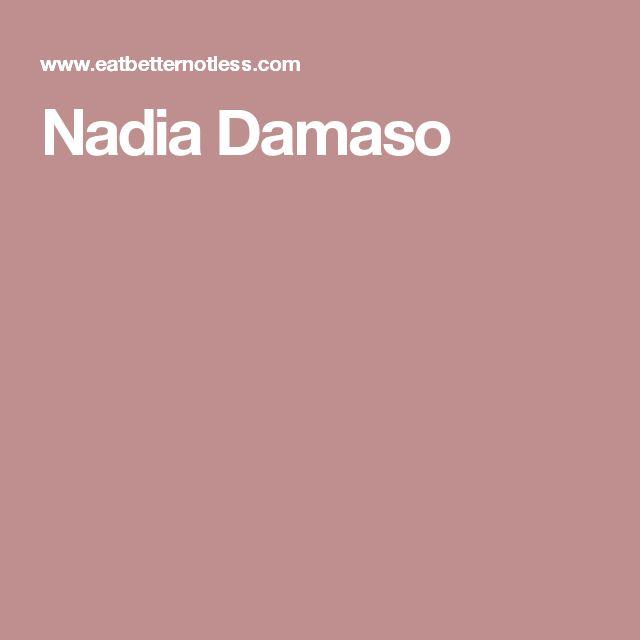 Nadia Damaso