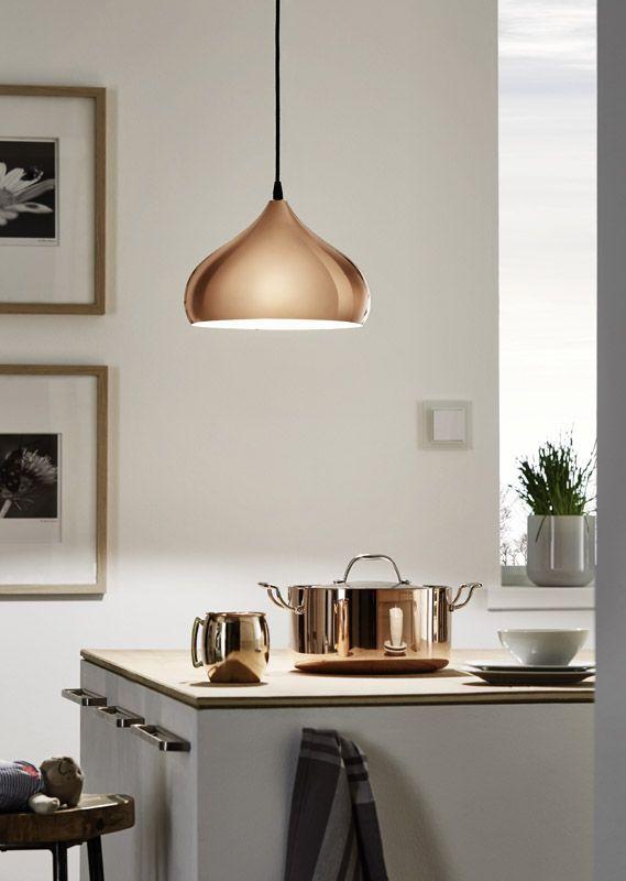 17 best images about koperen lampen on pinterest vintage and lamps. Black Bedroom Furniture Sets. Home Design Ideas
