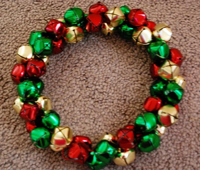 97 best jingle bell crafts images on pinterest christmas