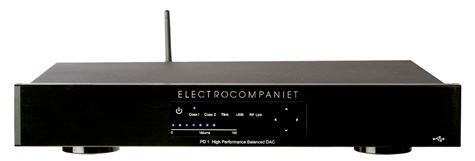 electrocompaniet pd 1 dac