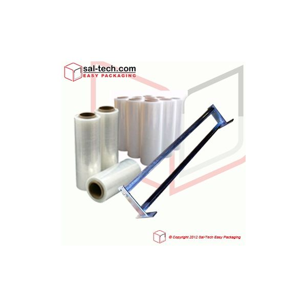 Top film sheets on rolls, each sheet 1300 x 1700mm x 35my. 200 sheets per roll