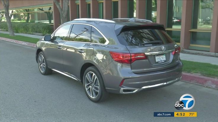 Acura adds hybrid power to a popular SUV