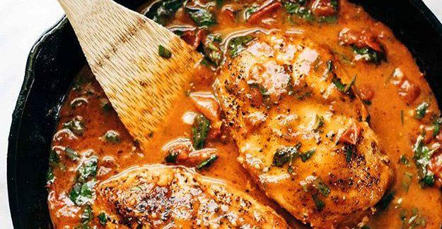 7 Delicious Dinner Ideas
