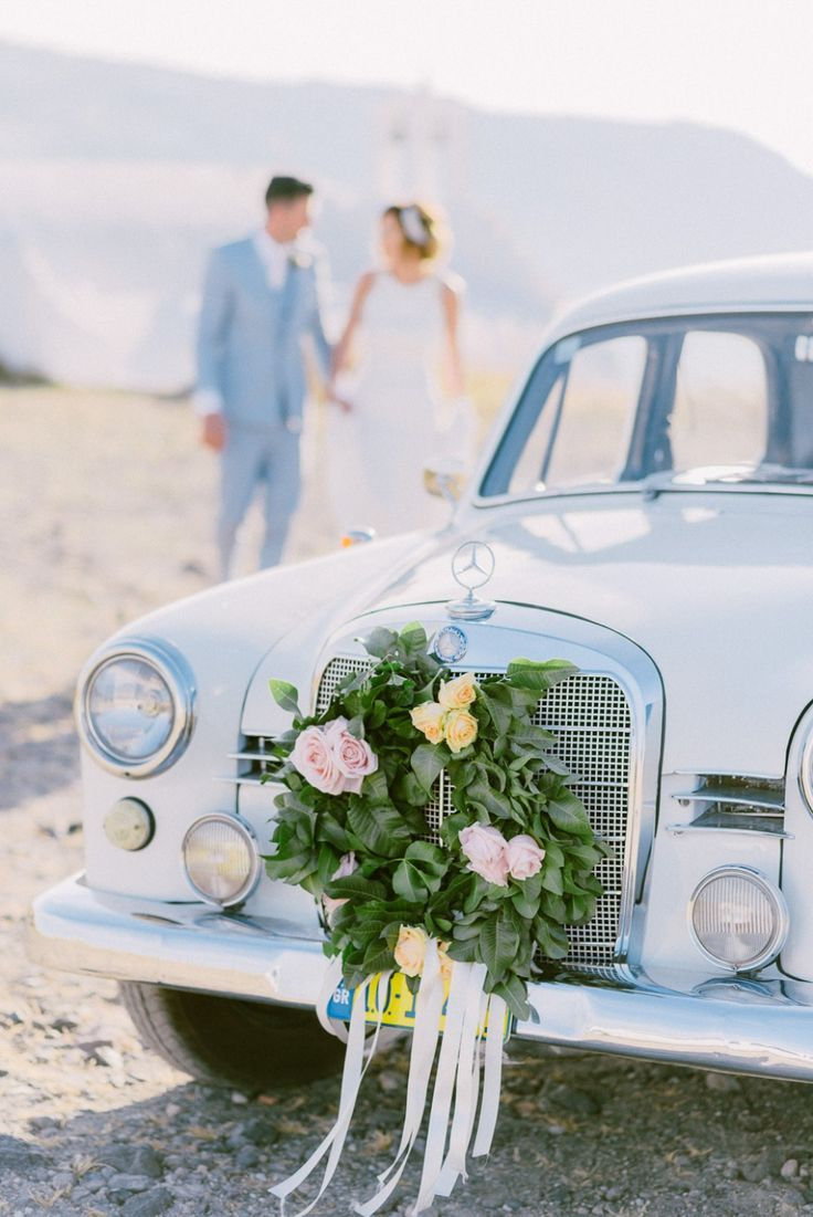 Thinking Of Getting Married Abroad This Wedding Is A Must See Wedding Car Decorations Getting Married Abroad Wedding Car