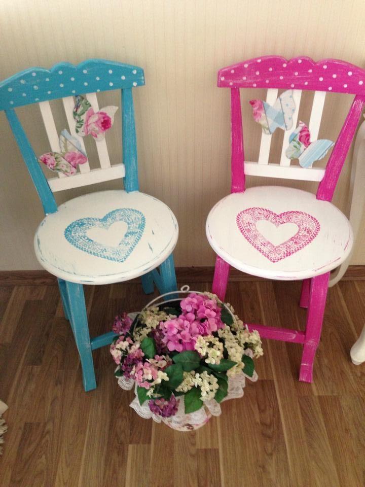 Yine yeniden sehnazca'dan enerji dolu sandalye tasarımları!