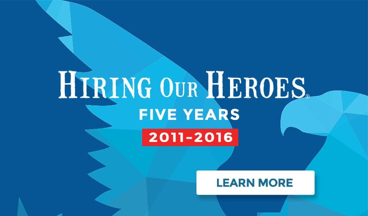 Hiring Our Heroes is a nationwide initiative to help veterans, transitioning service members, and military spouses find meaningful employment opportunities.