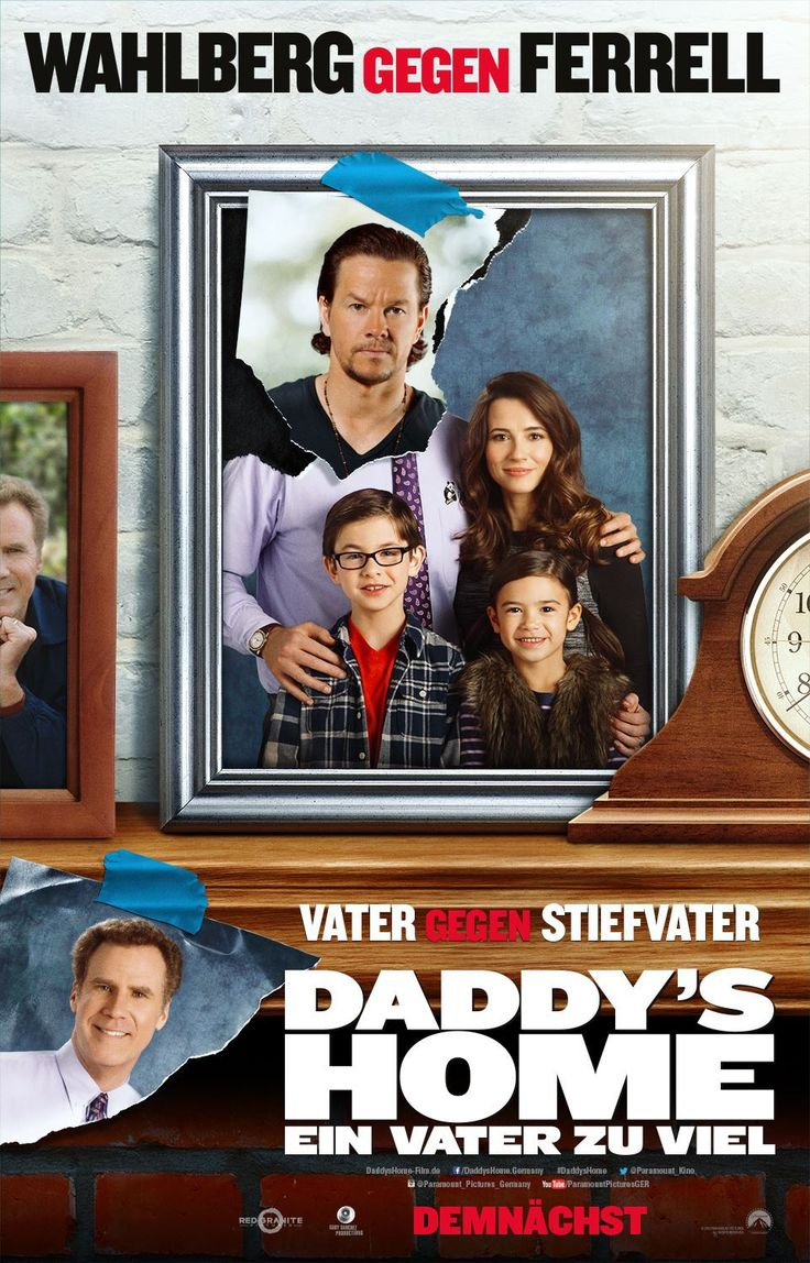 Daddy's Home Movie Poster 2