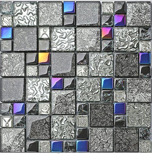 Cheap Galvanizado iridiscente papel tapiz de fondo de pared baño cocina backsplash azulejos de mosaico de vidrio de cristal pasillo decoración, LSDJ0608, Compro Calidad Fondos de pantalla directamente de los surtidores de China: Galvanizado iridiscente papel tapiz de fondo de pared baño cocina backsplash azulejos de mosaico de vidrio de cristal pasillo decoración, LSDJ0608