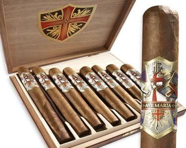 Ave Maria #Cigar Sampler - Box of 8