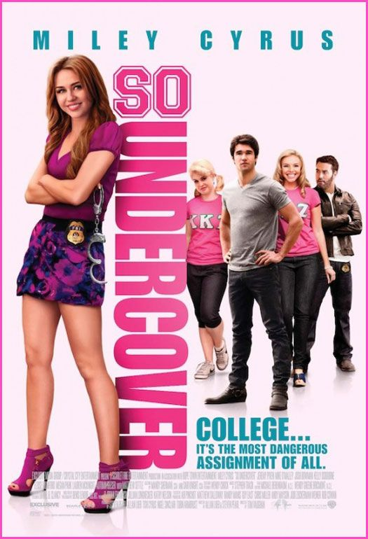 """Miley Cyrus' """"So Undercover"""" On Blu-ray And DVD On February 5, 2013"""