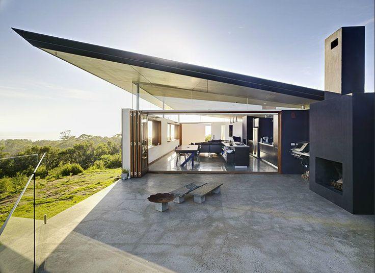 southern house - fergus scott architects