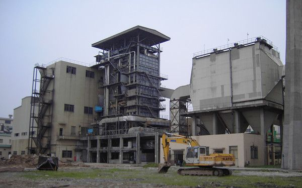220t/h circulating fluidized bed steam boiler in South Africa