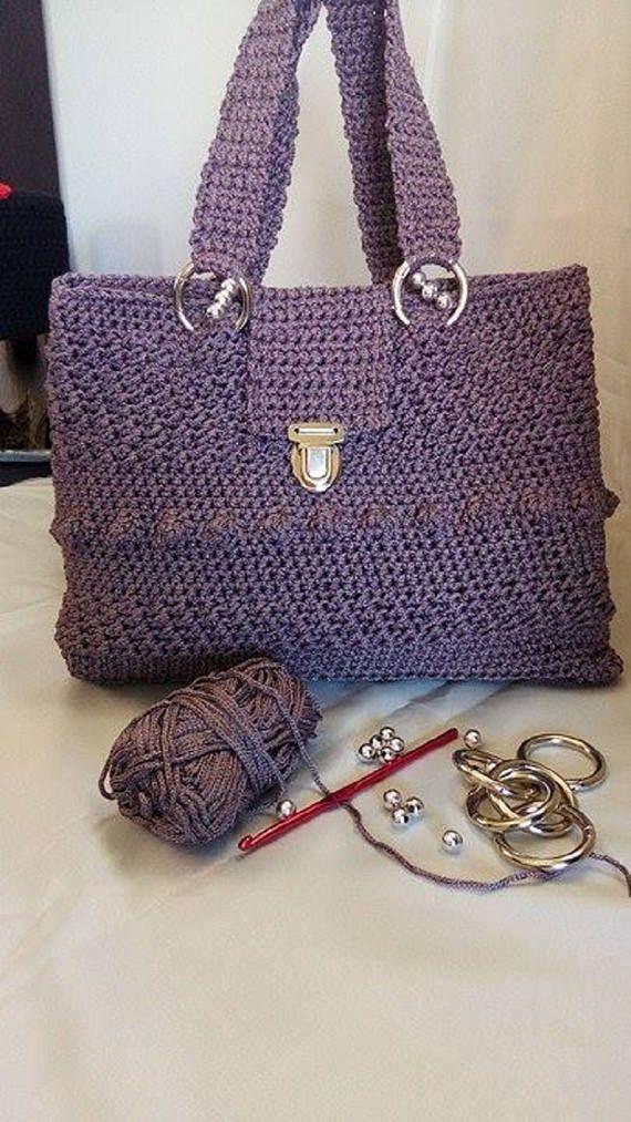 Hey, I found this really awesome Etsy listing at https://www.etsy.com/listing/569149419/handmade-crochet-baghandbagcrochet