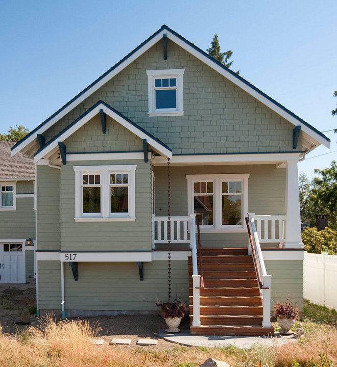 897 Best Home Exterior Paint Color Images On Pinterest