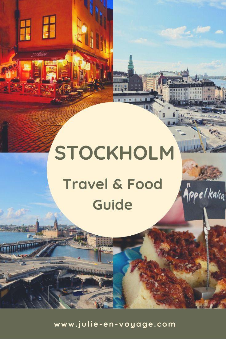 Stockholm: Travel & Food Guide – die besten Tipps auf einen Blick