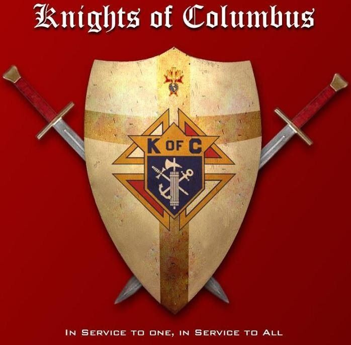 The Knights of Columbus  -  It is the world's largest Catholic fraternal benefit society. Founded by Father Michael J. McGivney in New Haven, Connecticut, in 1882, it was named in honor of Christopher Columbus. Originally serving as a fraternal benefit society to low-income immigrant Catholics, it developed into a full life insurance company dedicated to providing charitable services, promoting Catholic education and actively defending Roman Catholicism in various nations.