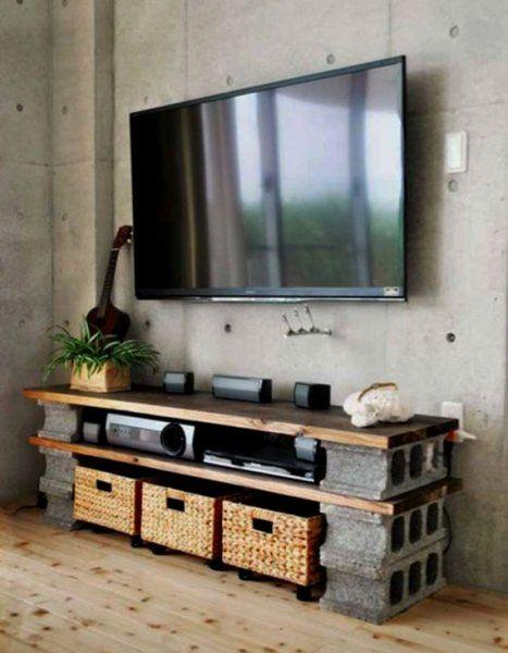 Luxus Coole Tv Mobel Einrichtungsideen Pinterest