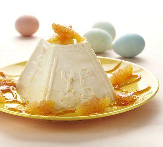 пирог с сыром рикотта рецепт с фото