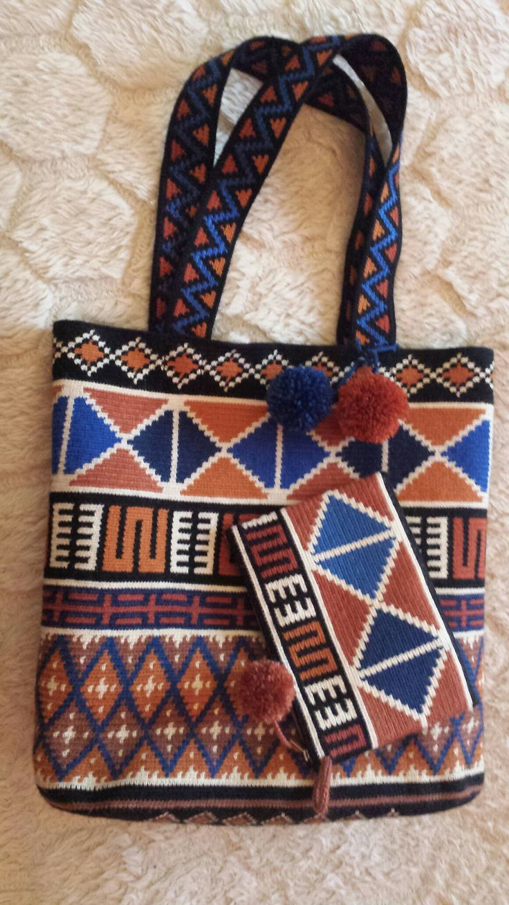 Tapestry bag made by me