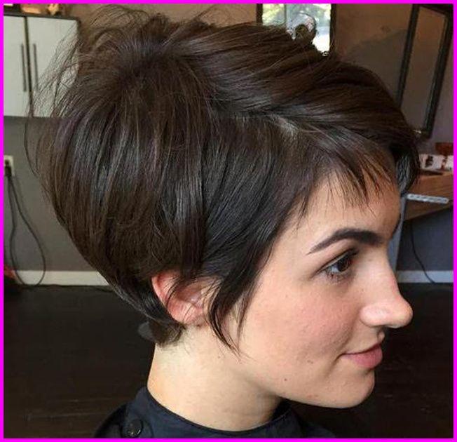 Kurzhaarfrisuren Damen Braun Trend 2019 Aktuelle Frisuren