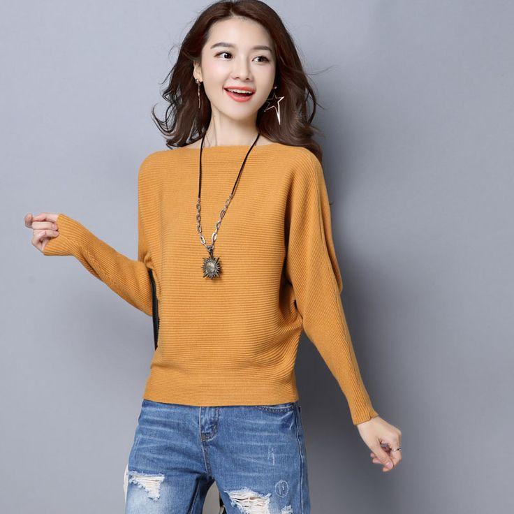 2016 осень мило harajuku рождество свитер женщин свитера мода подкладка шерсть кашемировый свитер вязаный свитер wol купить на AliExpress