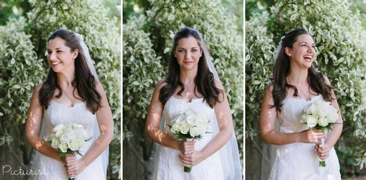 www.picturist.co.za Such a beautiful sweet bride From Lauren & Brian's Wedding at Suikerbossie