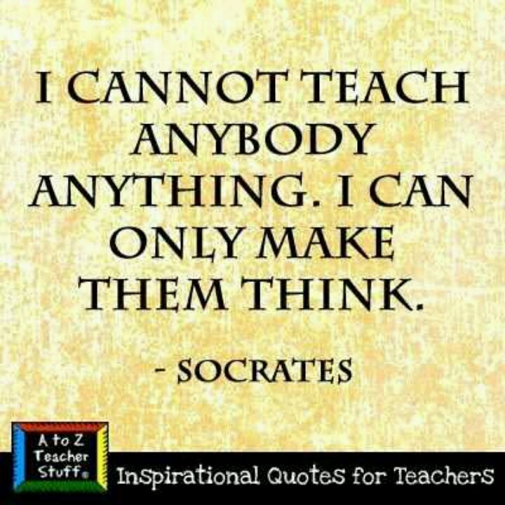 Quote By Socrates ...
