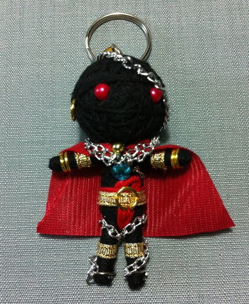 Xerxes+300+Film+Baumwolle+Puppe+Schlüsselanhänger+de+Thaicraftvillage+sur+DaWanda.com