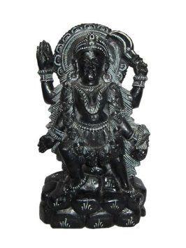 "Amazon.com: Mogulinterior Kali Standing on Shiva Sculptures Hindu Goddess Statue 7.5"": Home & Kitchen"