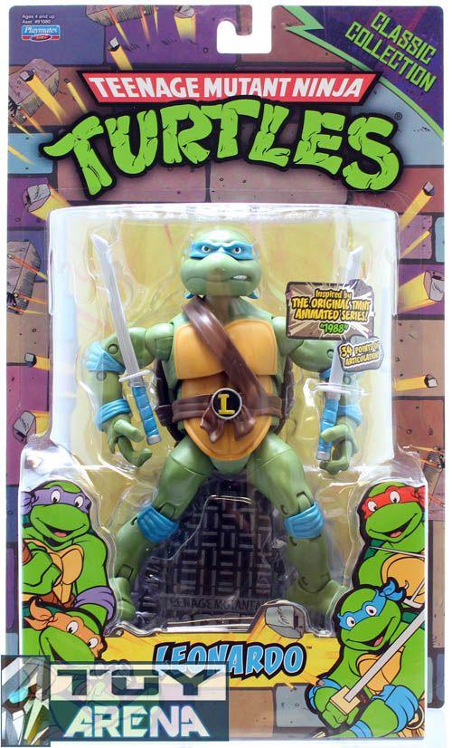 teenage mutant ninja turtles leonardo classic collection tmnt #transformer