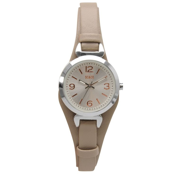 SoulCal | SoulCal Ladies Cuff Watch | Jewellery